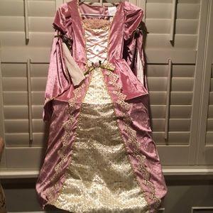 Girls Princess Halloween Costume